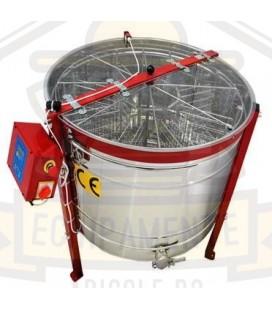 Centrifugă cu 8 rame reversibilă-220V-Full automat