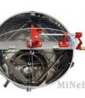 Centrifuga cu 4 rame manuala+canea inox-minelli