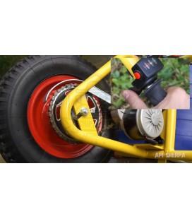 ApiSherpa-ED- cărucior cu tracțiune electrică